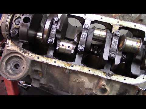 350 Chevy Complete rebuild Part 1