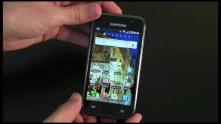 Samsung Galaxy S (Vibrant) - Video 1 - Unboxing & Product Tour