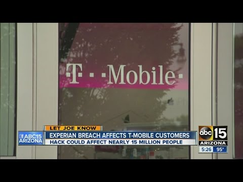 Let Joe Know: T-Mobile breach