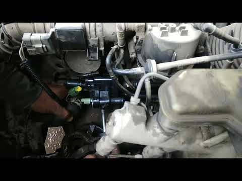 Ford ikon 1.4 tdci coolant leak issue - elbow replaced