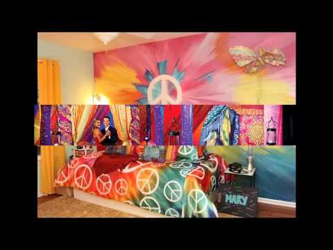 Cool hippie decorating ideas