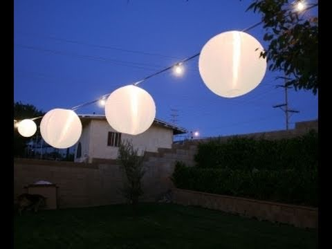 String Lighting Do It From Scratch with DJ Mikey Mike & Direct Sound DMX Controled Long Video