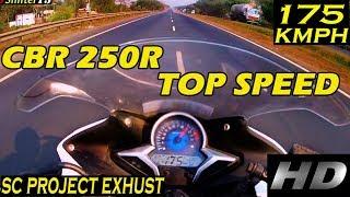 Honda 250r Top Speed