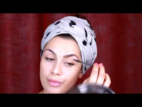 Beauty Tutorial: Perfectly Arched Eyebrows