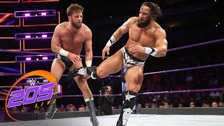 Tony Nese vs. Drew Gulak - Gauntlet Match: WWE 205 Live, April 24, 2018
