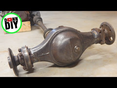 Xxx Mp4 Tracked Amphibious Vehicle Build PART 3 Skid Steer Differential Steering Unit Fabrication 3gp Sex