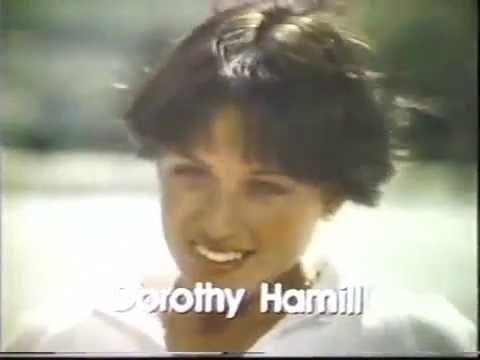 Dorothy Hamill 1976 Clairol Short & Sassy Conditioner Commercial