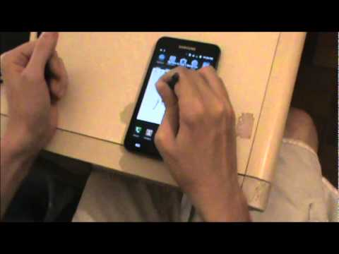 Samsung Galaxy Note S Pen - Demo, Review and Experience