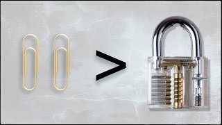 How To Pick A Lock Transparent