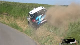Claudy Desoil Rally 2019 Show - Mistakes