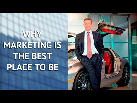 Why Marketing Is the Best Place to Be for a Successful Career