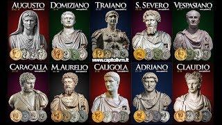 Roma Antica - La vita privata degli imperatori