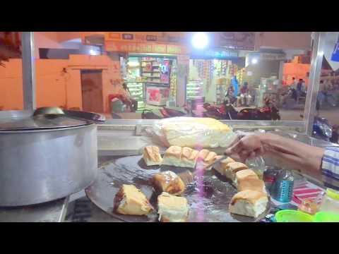 Dabeli दाबेली welcome choupati garha bazar street food