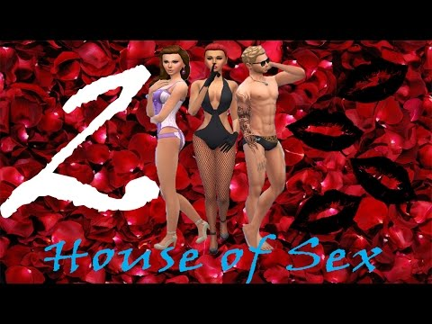 [Lets Play] The Sims 4 House of Sex: Episode 2- Open for Business!