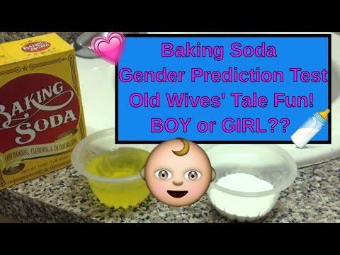 Baking Soda Gender Prediction Test @ 16 Weeks Pregnant! | LifeTagsLulu