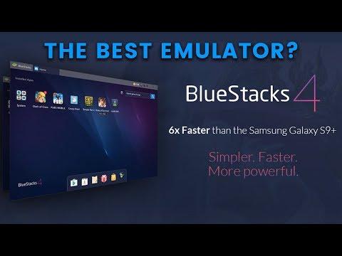 *NEW* BlueStacks 4 - The Best Android Emulator?
