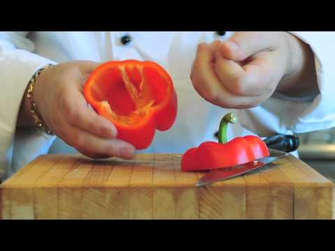How to Stuff, Slice and Dice Peppers