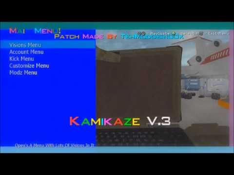 Kamikaze V3 ModMenu