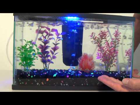 Best air stone or Air Injection Technology for aquariums feature. Works better than an air stone