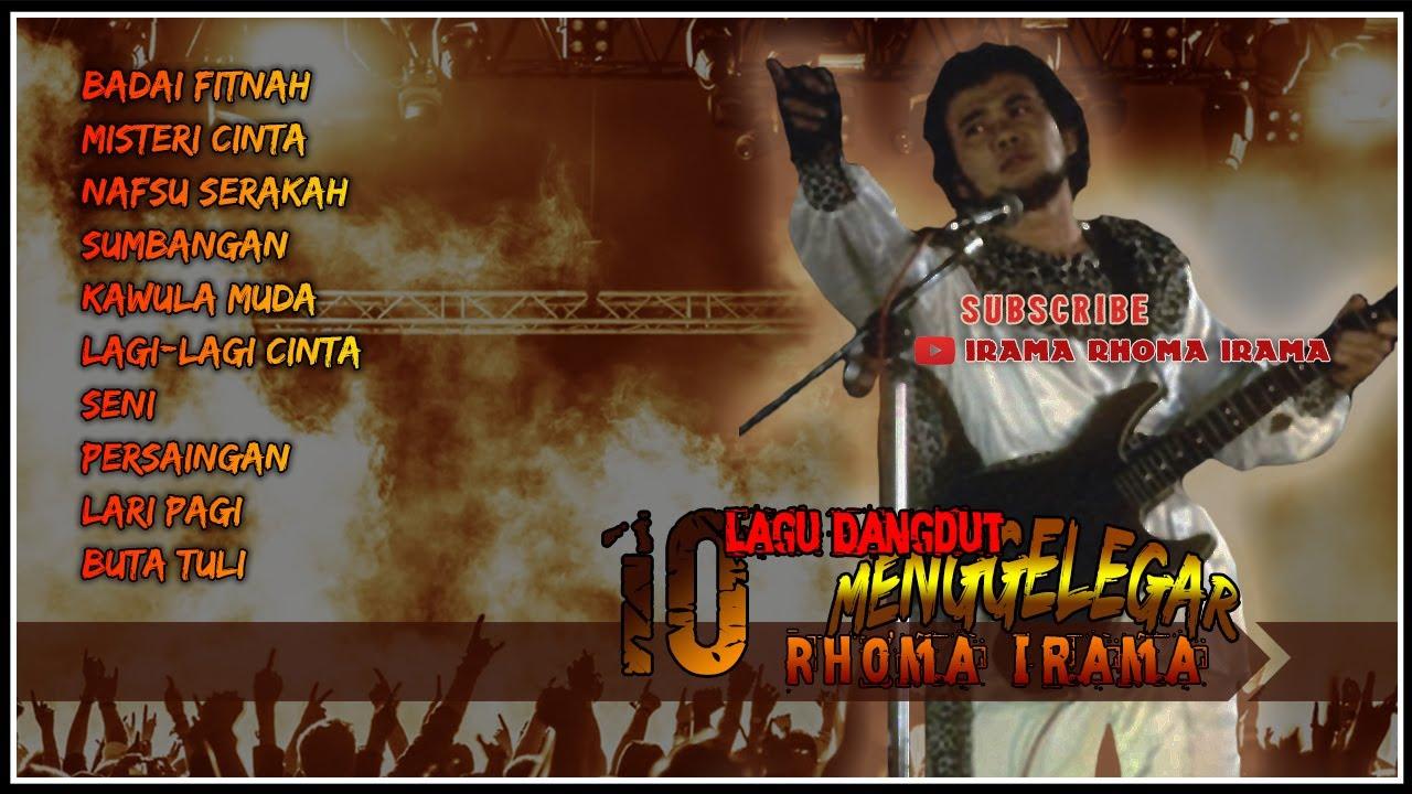 Download 10 Lagu Dangdut Menggelegar Rhoma Irama Volume  II MP3 Gratis