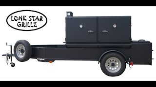 Large Insulated Cabinet Smoker By Lone Star Grillz - PakVim