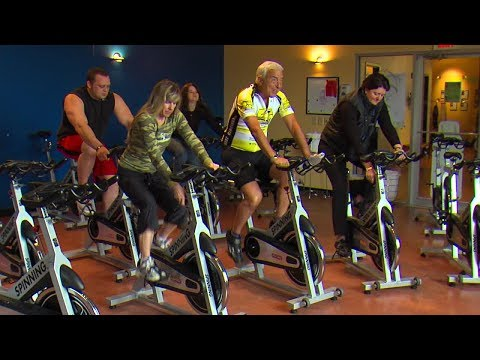 Study: Exercise appears to reduce aging, boost immunity