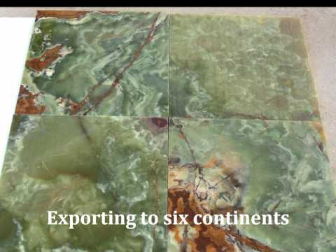 Pakistan Onyx and Marble