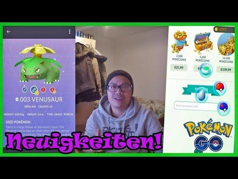 Glückseier, Rauch & andere Items UMSONST! neue Shiny und keine EX Einladungen! Pokemon Go!