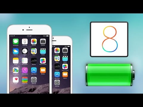 How to Check Battery Usage in iOS 8