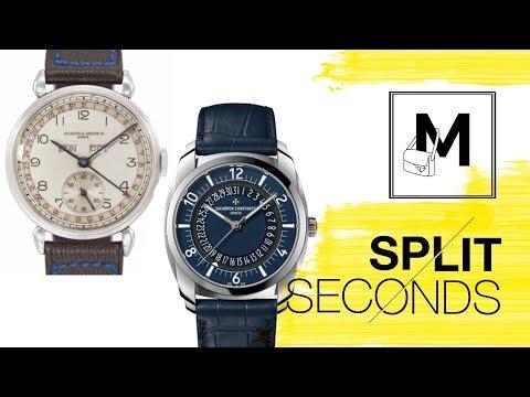 Split Seconds: Monday Mailbag Throwback - Vacheron Constantin Quai de l'Ile and Triple Calendar 1942