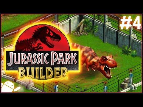 Jurassic Park Builder | #4 | Amber!