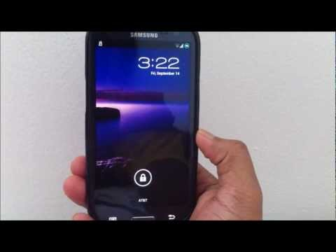 AOKP Jelly Bean 9.13.2012 ROM update for AT&T Samsung Galaxy S3
