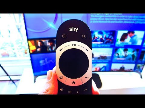I'm now a Sky TV VIP Customer + FREE SKY Q!