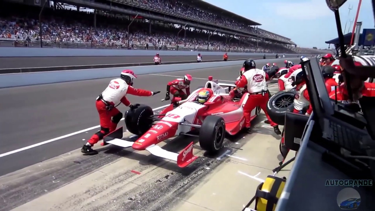 Comparing Pitstops Across Motorsports