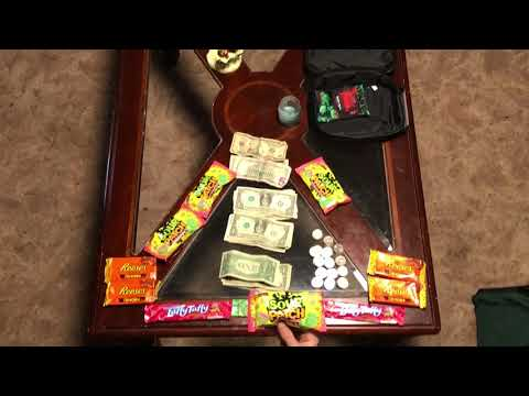 Selling candy in school/profit