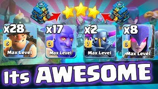23 Max Bowler 18 Max Miner 12 Max Witch | New GiBoWi Army 3