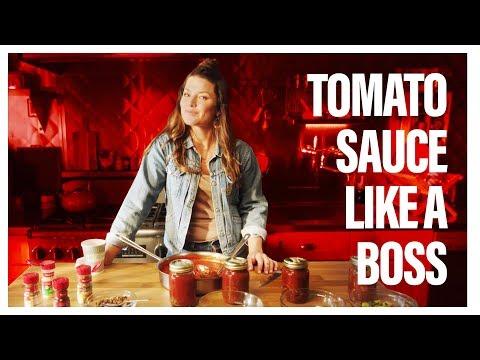 Italian Tomato Sauce Recipe | Flavor Maker Series | McCormick