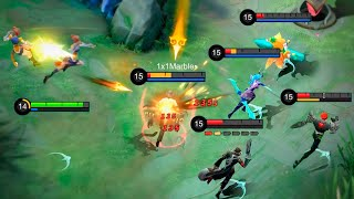 WTF Mobile Legends ● Funny Moments ● 8