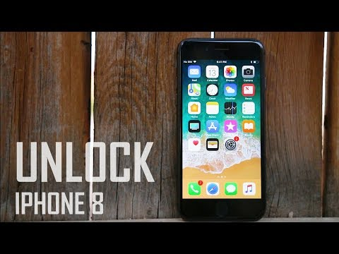 How To Unlock iPhone 8 - Any GSM Carrier (Fast and Easy)