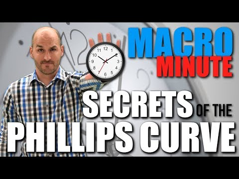 Macro Minute -- Secrets of the Phillips Curve