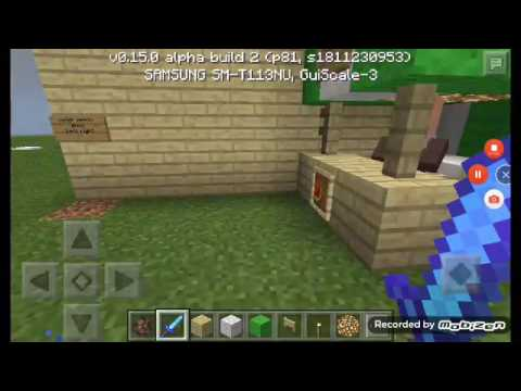 Minecraft:how to make basic bathroom furnitures