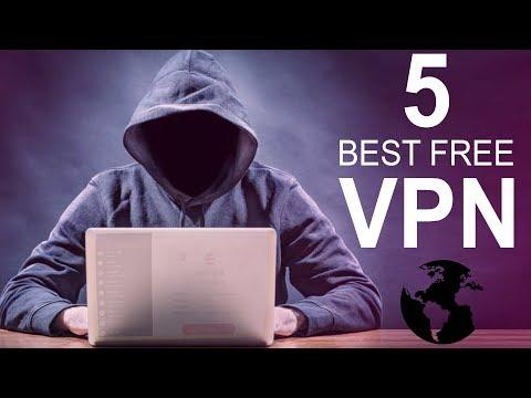 5 BEST 100% FREE VPN SERVICES (2018)