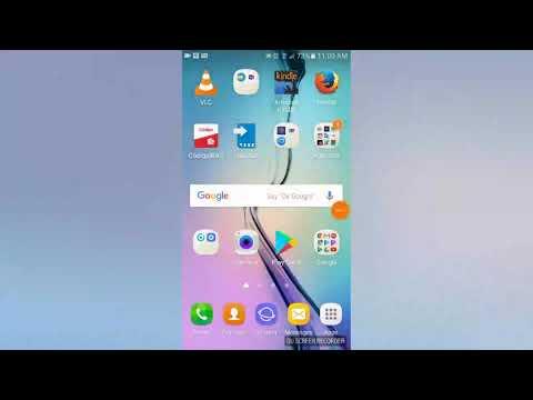 Change keyboard language - Android