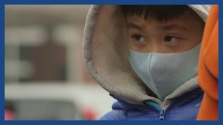 Smog in China: 'Beijing is extremely uncomfortable' | Guardian Explainers