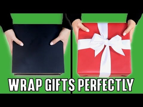 How to Wrap THE Perfect Gift!! | AlexandrasGirlyTalk