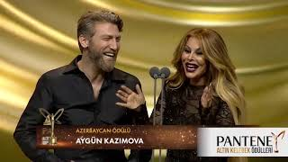 Pantene Altın Kelebek Azerbaycan Ödülü – Aygün Kazımova