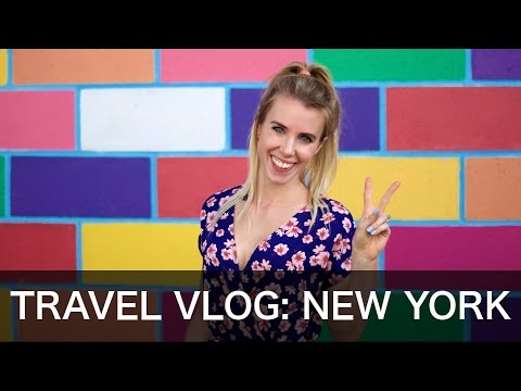 Travel Vlog: New York City | Manhattan, Brooklyn, Coney Island and more