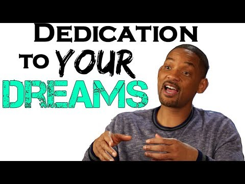Dedication To Your Dreams by Will Smith FULL SPEECH