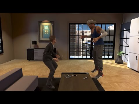 NBA 2K15 PS4 My Carrer- Jordan Shoe Deal