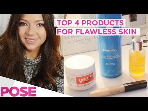Top 4 Products For Flawless Skin | Beauty Report S2E5/8